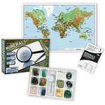 Minerals Around the World Science Kit & Collection EMAW