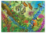Melissa and Doug - World of Bugs Jigsaw Puzzle - 60 Pieces