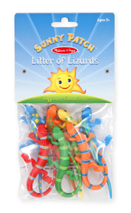 Melissa and Doug - Litter of Lizards