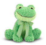 Melissa and Doug - Meadow Medley Froggy Stuffed Animal