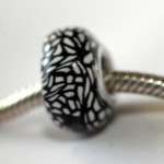Monarch Butterfly Companion Jewelry Bead