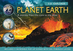 3D Explorer: Planet Earth Book