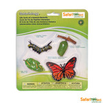 Life Cycle of a Monarch Butterfly Replica Set