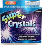 Super Crystals Science Kit 8050