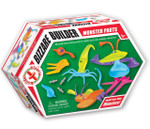 Monster Parts Bizarre Builders Construction Kit 30742