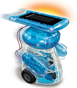 Solar Space Robot Amazing Science Kit 36203