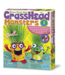 Grass Head Seed Growing Kit - Science Kit 3697
