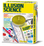 Illusion Science Science Kit -Optical Illusions Science & Project Kit 3473
