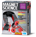 Magnet Science Kit- Experiment and Game Kit 4684