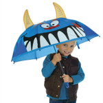 Child's Monster Umbrella