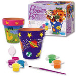 Paint a Flower Pot Craft Kit