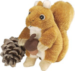 Audubon Squirrel Red W/Sound