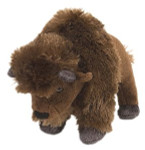 Bison Stuffed Animal