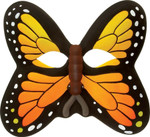 Butterfly Mask - Orange 85387