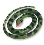 Anaconda Rubber Snake Replica 46""