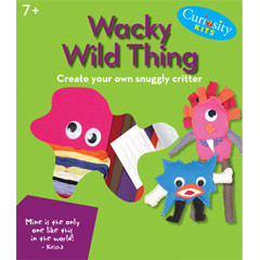 Make your own wacky critter!