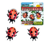 BeetleMania Walking Ladybugs Novelty Toy