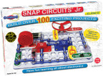 Snap Circuits Jr. 100 Experiments - Electronics Science Kit SC100