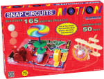 Snap Circuits Motion Science Kit -165 Motion & Physics Projects  SCM165