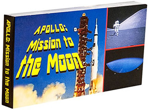 Apollo: Mission to the Moon Book - Flipbook 109MOON