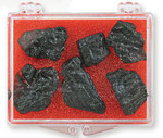 Tektites Rock Specimens Mini Boxed Set