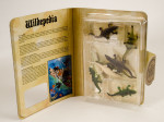 Wildepedia Crocodiles Book & Animal Replica Set