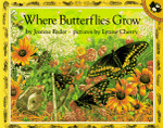 Where Butterflies Grow Book: Black Swallowtail Butterfly Life Cycle