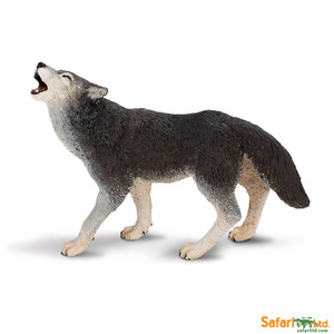 Safari - Gray Wolf Replica