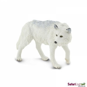 Safari - White Wolf Replica