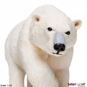 Safari - Wildlife Wonders Polar Bear Replica