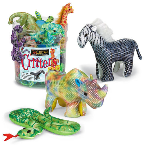 Sand Filled Stuffed Animals, Sand Filled Toy Animals Critters By Geocentral For Play Or Paperweights