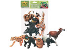 Rainforest Animals Collection Play Set