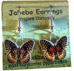 Fritillary Earrings