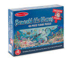Melissa and Doug - Search & Find Under the Sea Floor Puzzle - 48 pieces