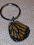 Monarch Key Ring