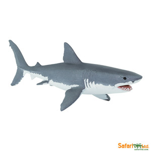 Safari Great White Shark replica