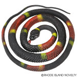 "Eastern Coral Snake Replica 48"" AR-ECO48"