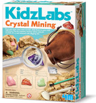 4M Kidzlabs Crystal Mining Kit - Science & Project Kit - 3564