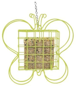 Butterfly Frame Suet Cage 07486