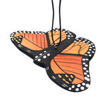 Monarch Butterfly Balsa Ornament | Handmade (BAL-MON)
