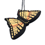 Tiger Swallowtail Butterfly Balsa Ornament | Handmade (BAL-TSW)