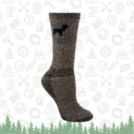 Alpaca Outdoorsman Boot Sock