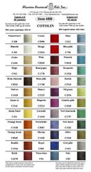 Cottolin 8/2 (60% organic cotton/40% linen)