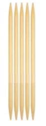 """4"""" KA Bamboo Double Point Knitting Needles"""