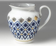 Snowflake Creamer from Lomonosov Porcelain