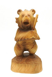 Bear with a Bat (Медведь с битой )