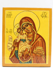 Mother of God Icon Holy Spirit