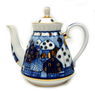 Russian (Golden) Domes Teapot