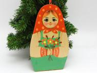 Sweetheart (Милашечка) Christmas Ornament
