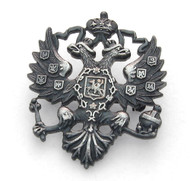 Russian Double Headed Eagle Lapel Pin EG-S